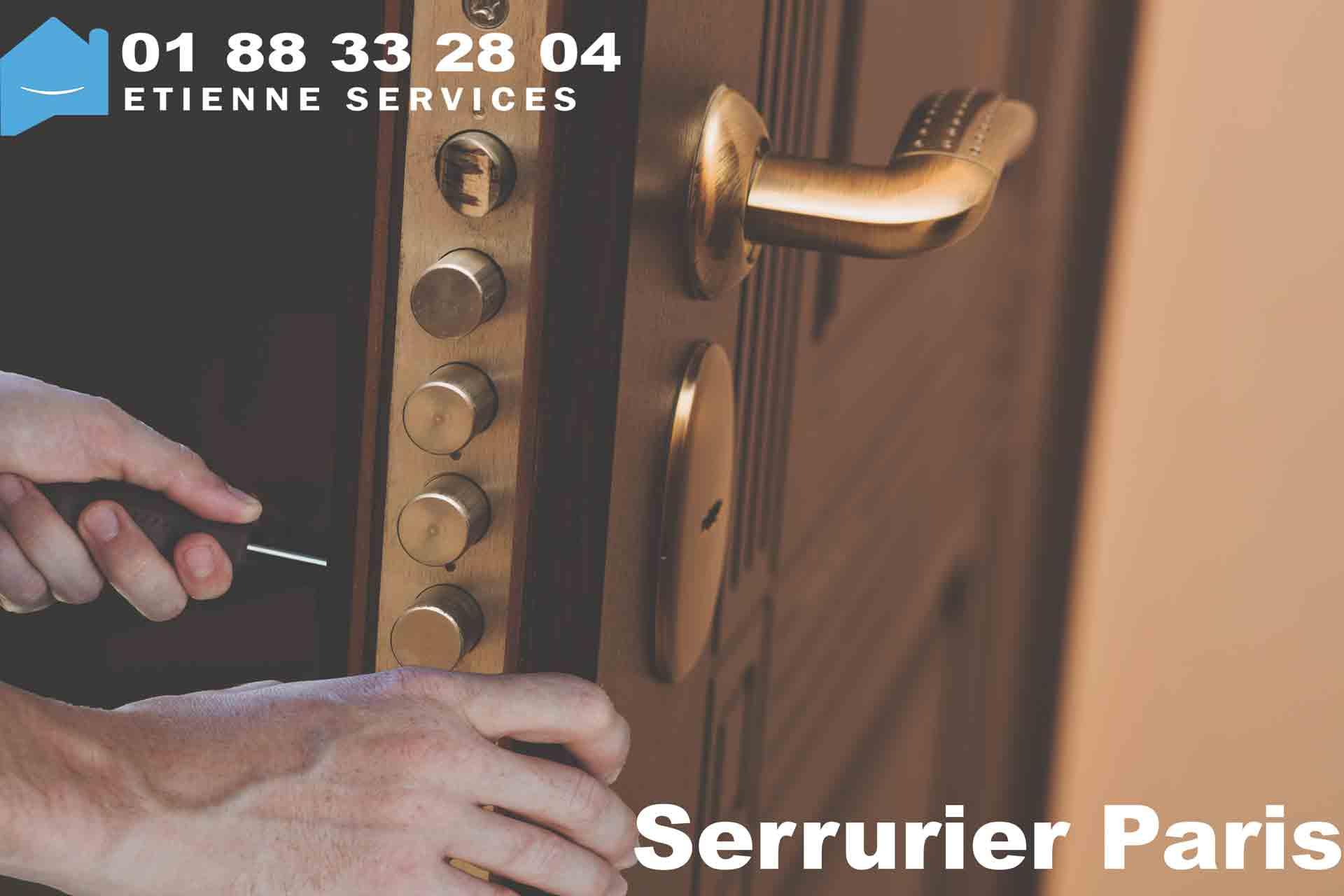 Serrurier Paris 17: Un serrurier ouvert pendant le Covid-19