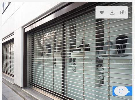 Les différents types de rideaux métalliques ? Lequel choisir ?